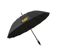 Парасоля-тростина CAT WeatherProof 83949;01 чорний